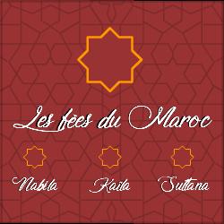 Logo Riad Kaïla - Les Fées du Maroc