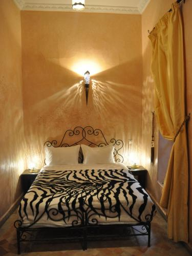 Riad-Kaila chambre-Ambre 1