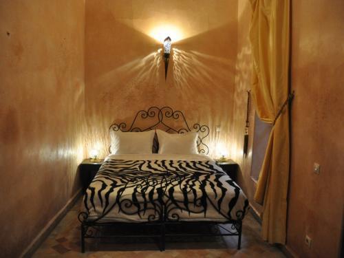 Riad-Kaila chambre-Ambre 2