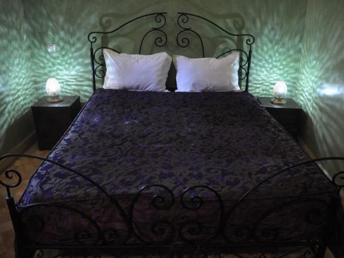 Riad-Kaila chambre-Emeraude 2