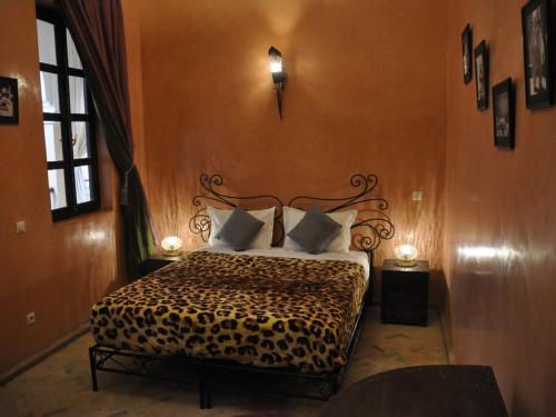Riad-Kaila chambre-Quartz 1