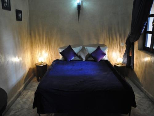 Riad-Kaila chambre-Saphir 1