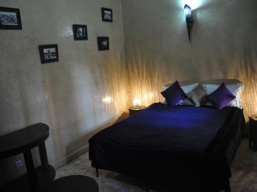 Riad-Kaila chambre-Saphir 2
